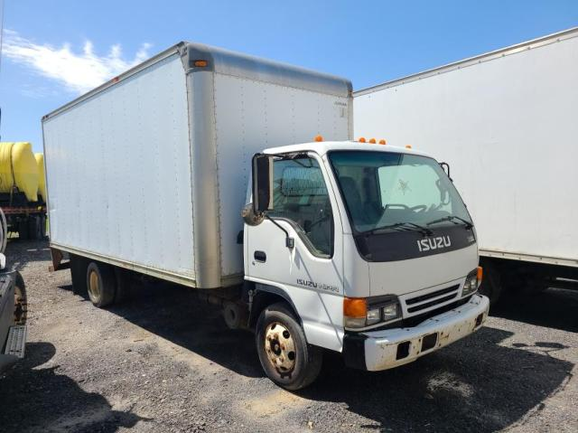 Salvage cars for sale from Copart Cicero, IN: 2005 Isuzu NPR