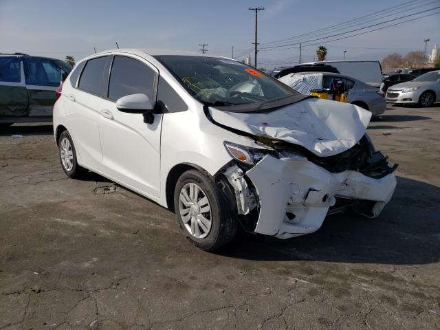 Salvage cars for sale from Copart Adelanto, CA: 2017 Honda FIT LX