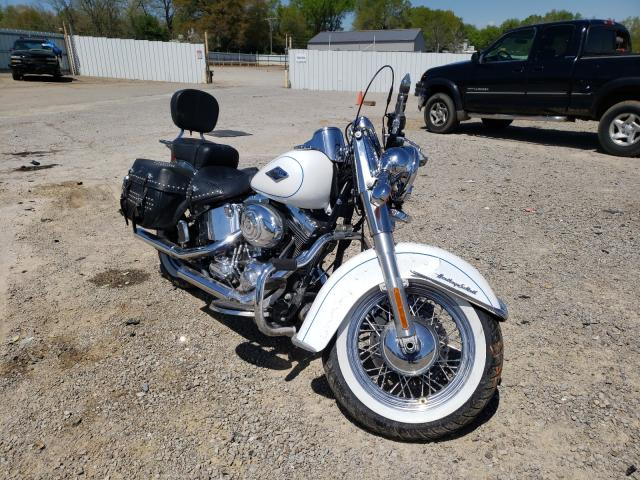 Salvage cars for sale from Copart Chatham, VA: 2012 Harley-Davidson Flstc Heri