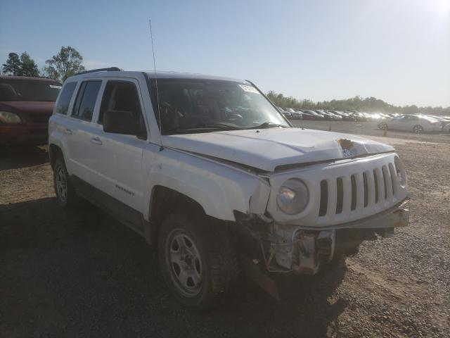 Jeep salvage cars for sale: 2014 Jeep Patriot