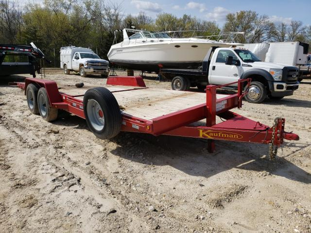 Kaufman Trailer salvage cars for sale: 2017 Kaufman Trailer