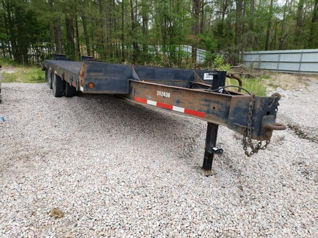 Salvage cars for sale from Copart Knightdale, NC: 2002 Eagle Beaver TRL