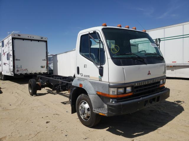 Salvage cars for sale from Copart Sun Valley, CA: 2003 Mitsubishi FH 210