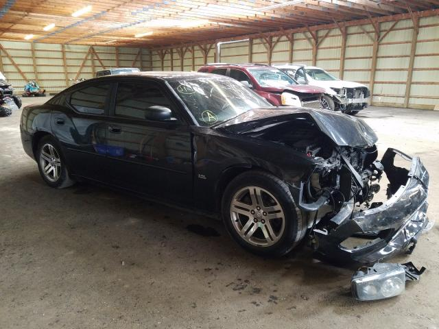 Salvage cars for sale from Copart London, ON: 2006 Dodge Charger