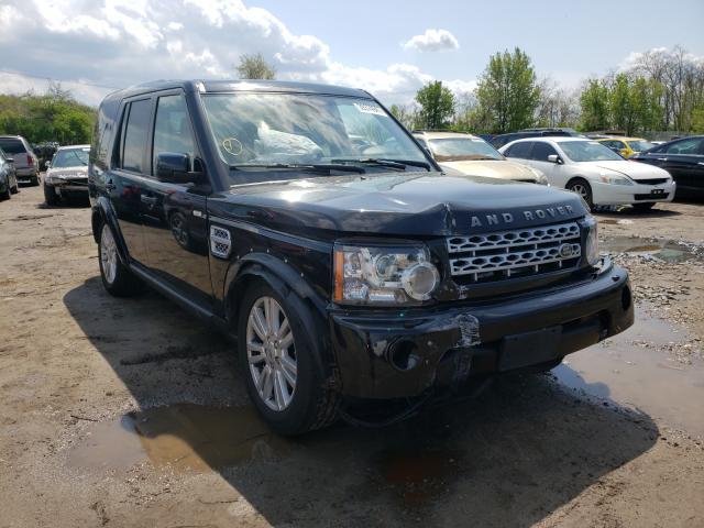 2011 Land Rover LR4 HSE en venta en Baltimore, MD