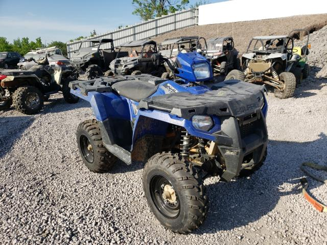 Salvage cars for sale from Copart Hueytown, AL: 2020 Polaris Sportsman