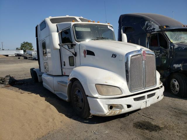 Salvage cars for sale from Copart Bakersfield, CA: 2013 Kenworth Construction