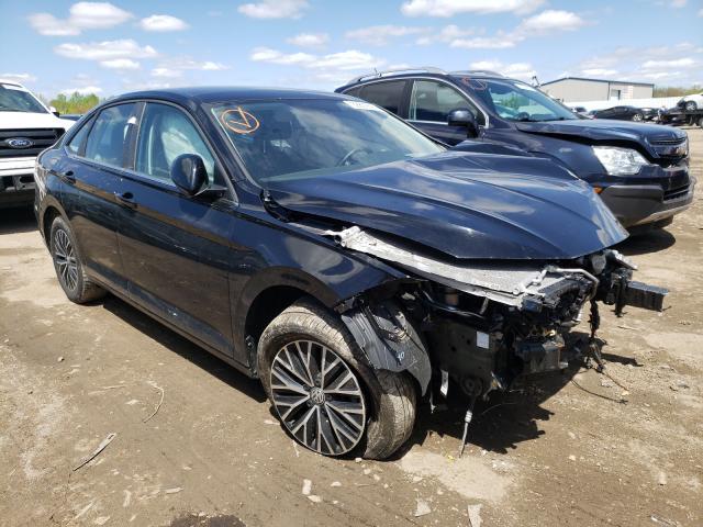 Volkswagen Vehiculos salvage en venta: 2020 Volkswagen Jetta S
