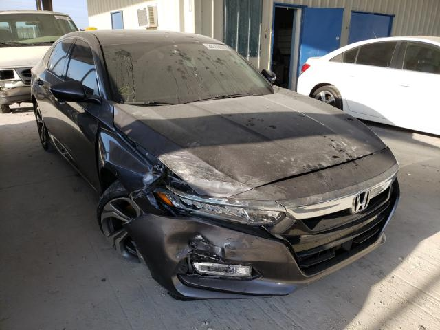 Salvage cars for sale from Copart Homestead, FL: 2018 Honda Accord EXL