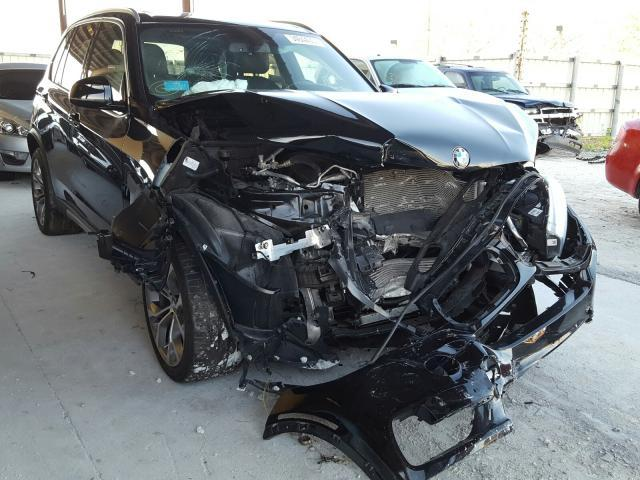 Salvage cars for sale from Copart Homestead, FL: 2018 BMW X5 SDRIVE3