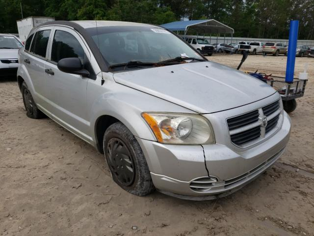 Salvage cars for sale from Copart Midway, FL: 2008 Dodge Caliber