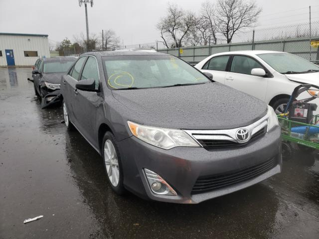 Salvage cars for sale from Copart Brookhaven, NY: 2013 Toyota Camry L