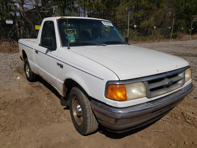 Ford Ranger salvage cars for sale: 1997 Ford Ranger