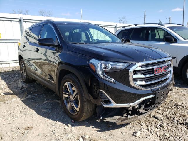 GMC Vehiculos salvage en venta: 2020 GMC Terrain SL