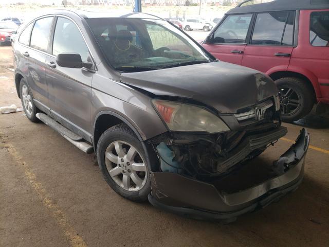 Honda Vehiculos salvage en venta: 2009 Honda CR-V EXL