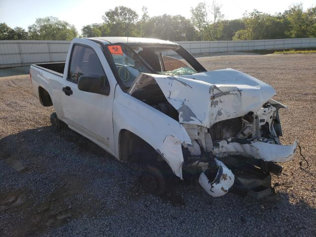 Salvage trucks for sale at Theodore, AL auction: 2009 Chevrolet Colorado