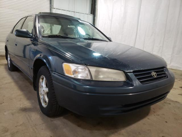 Salvage cars for sale from Copart Central Square, NY: 1997 Toyota Camry CE