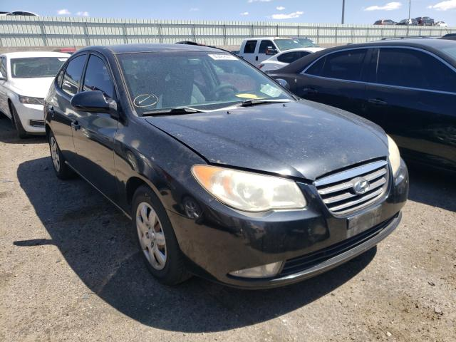 Salvage cars for sale from Copart Albuquerque, NM: 2007 Hyundai Elantra GL