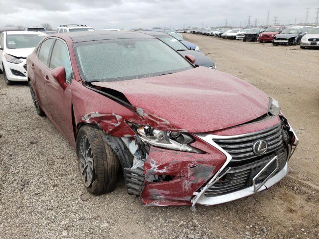 Lexus salvage cars for sale: 2017 Lexus ES 350