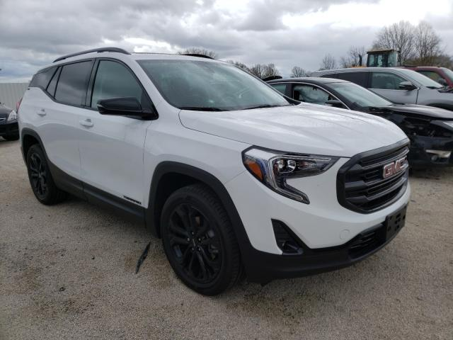 2021 GMC Terrain SL for sale in Milwaukee, WI