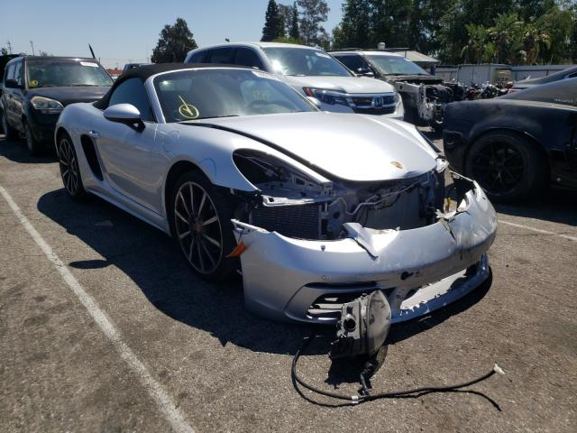 2017 Porsche Boxster S for sale in Van Nuys, CA
