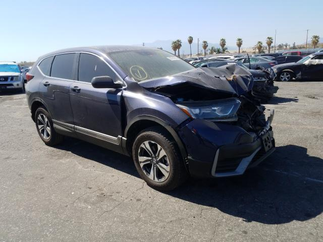 Honda salvage cars for sale: 2020 Honda CR-V LX