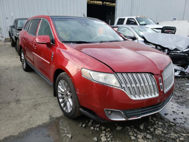 Salvage cars for sale from Copart Windsor, NJ: 2010 Lincoln MKT