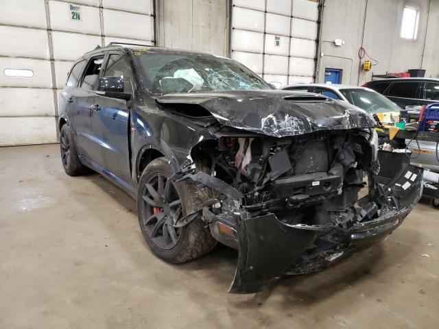 Dodge salvage cars for sale: 2018 Dodge Durango SR