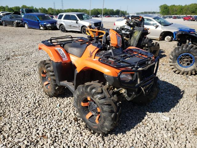 Salvage cars for sale from Copart Memphis, TN: 2018 Honda TRX500 FM
