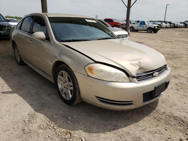 Salvage cars for sale from Copart Temple, TX: 2011 Chevrolet Impala LS