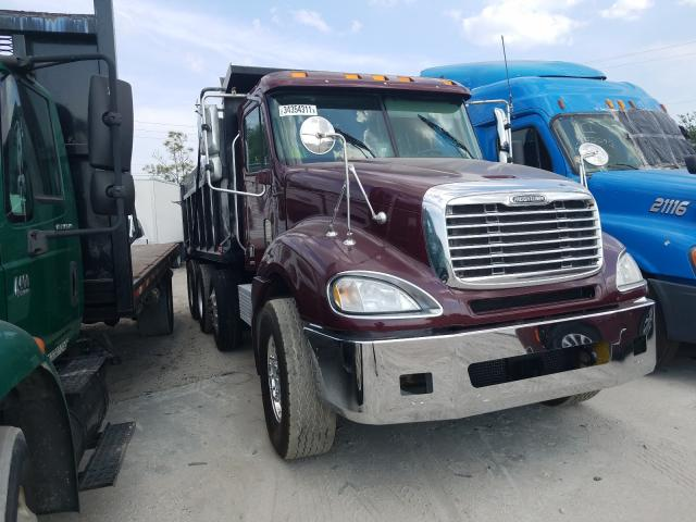Freightliner salvage cars for sale: 2004 Freightliner Convention