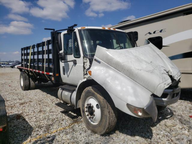 Salvage cars for sale from Copart Cicero, IN: 2013 International 4000 4300