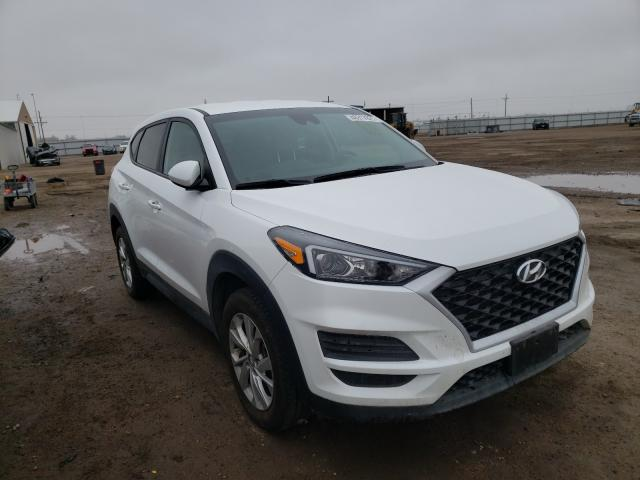 Hyundai salvage cars for sale: 2019 Hyundai Tucson SE