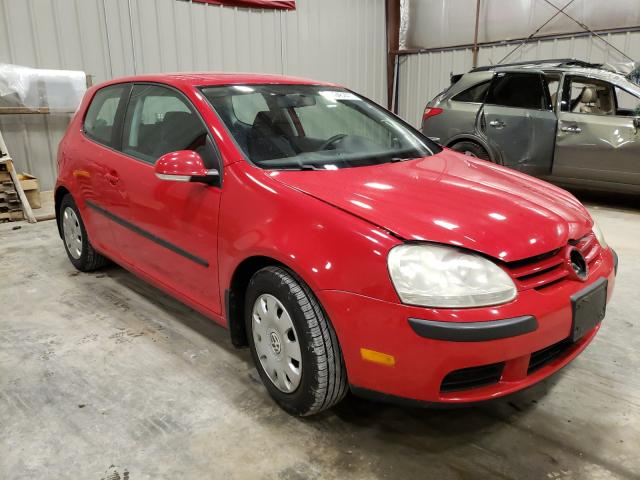 Salvage cars for sale from Copart Appleton, WI: 2007 Volkswagen Rabbit