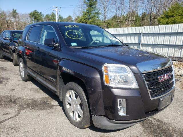 Salvage cars for sale from Copart Exeter, RI: 2013 GMC Terrain