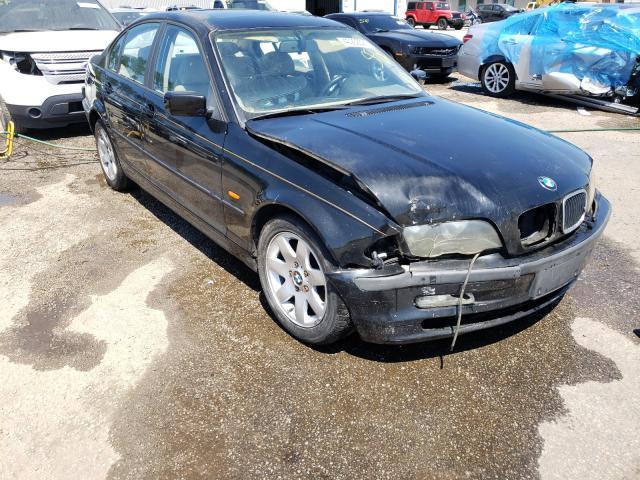 BMW Vehiculos salvage en venta: 2001 BMW 325 I