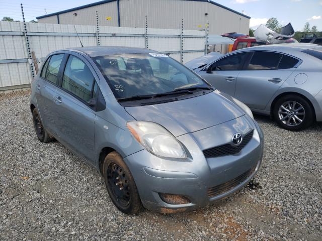 Vehiculos salvage en venta de Copart Spartanburg, SC: 2010 Toyota Yaris