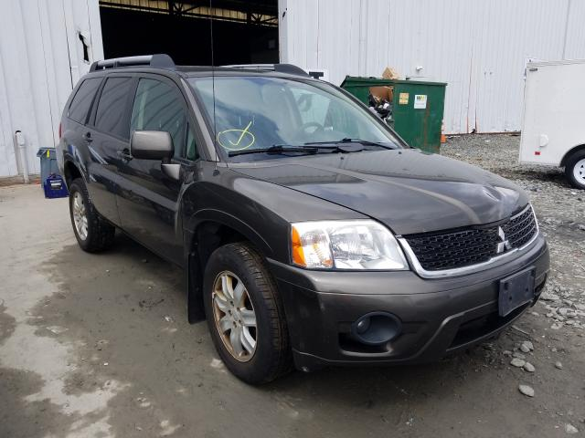 Salvage cars for sale from Copart Windsor, NJ: 2011 Mitsubishi Endeavor