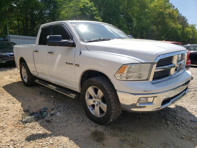 Salvage cars for sale from Copart Austell, GA: 2010 Dodge RAM 1500