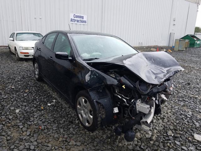 Salvage cars for sale from Copart Windsor, NJ: 2013 Dodge Dart SE