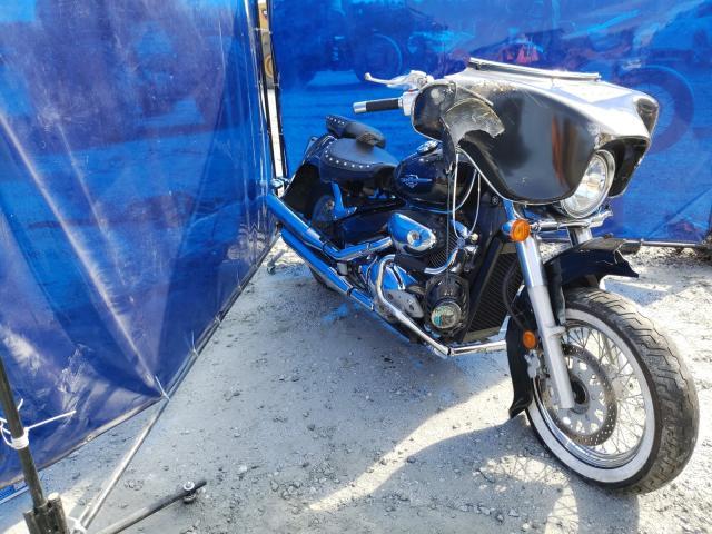 Salvage cars for sale from Copart Spartanburg, SC: 2008 Suzuki VL800