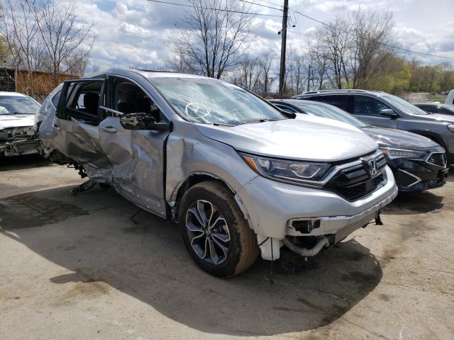 Honda salvage cars for sale: 2020 Honda CR-V EX