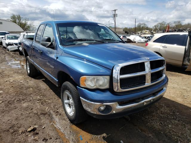 Dodge Vehiculos salvage en venta: 2003 Dodge RAM 1500 S