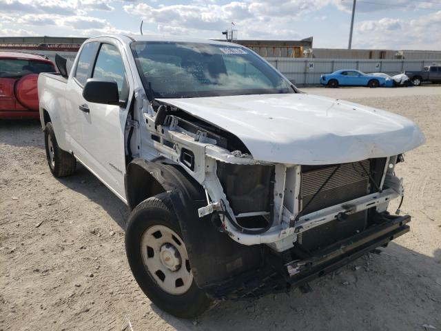 Salvage cars for sale from Copart Columbus, OH: 2015 Chevrolet Colorado