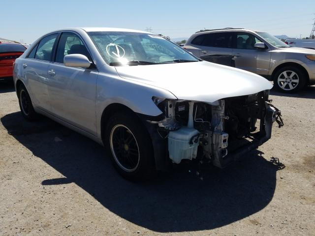 Salvage cars for sale from Copart Tucson, AZ: 2009 Toyota Camry Base