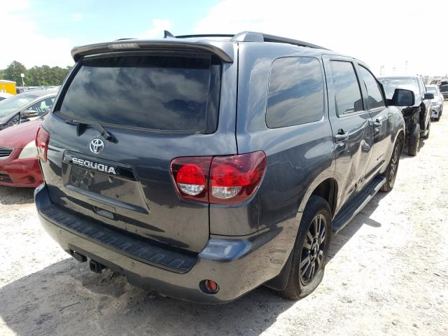 2019 Toyota Sequoia Sr 5.7L, VIN: 5TDZY5G16KS072879, аукцион: COPART, номер лота: 40580311