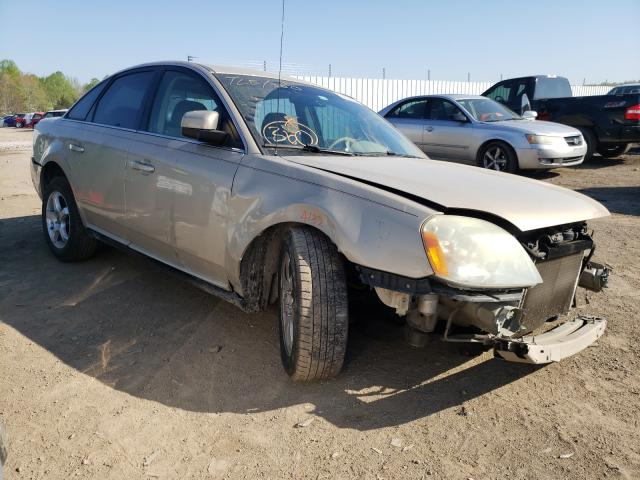 Ford 500 salvage cars for sale: 2007 Ford 500