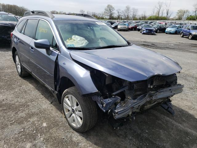 Salvage cars for sale from Copart Grantville, PA: 2018 Subaru Outback 2