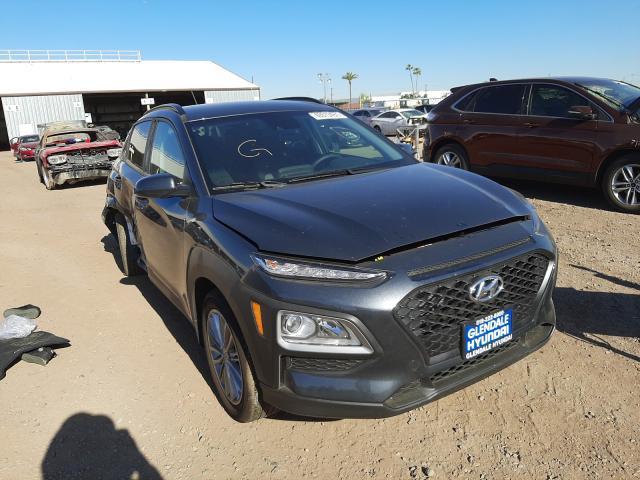 Salvage cars for sale from Copart Phoenix, AZ: 2021 Hyundai Kona SEL