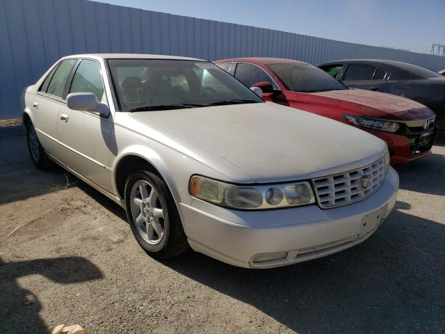 Salvage cars for sale from Copart Adelanto, CA: 2002 Cadillac Seville SL